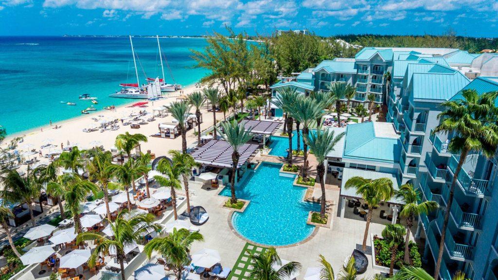 Отель The Westin Grand Cayman Seven Mile Beach Resort and Spa