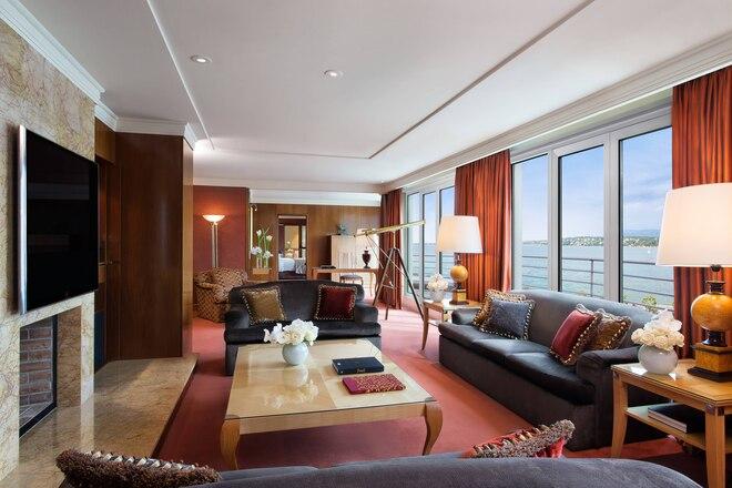 The Royal Penthouse – Hotel President Wilson