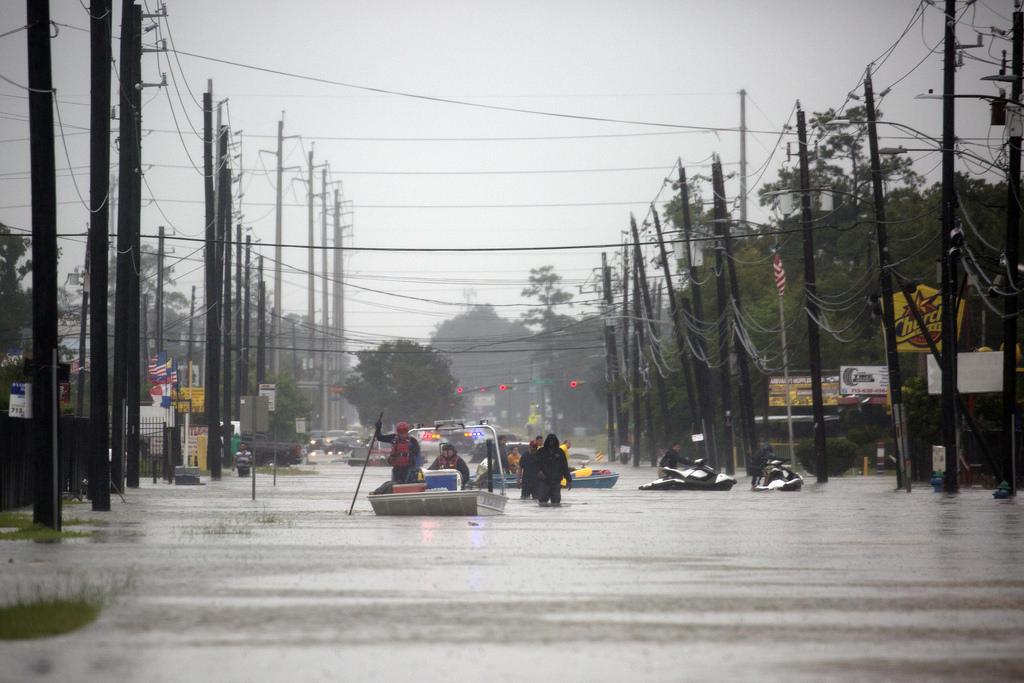Ураган Харви в США в 2017 году