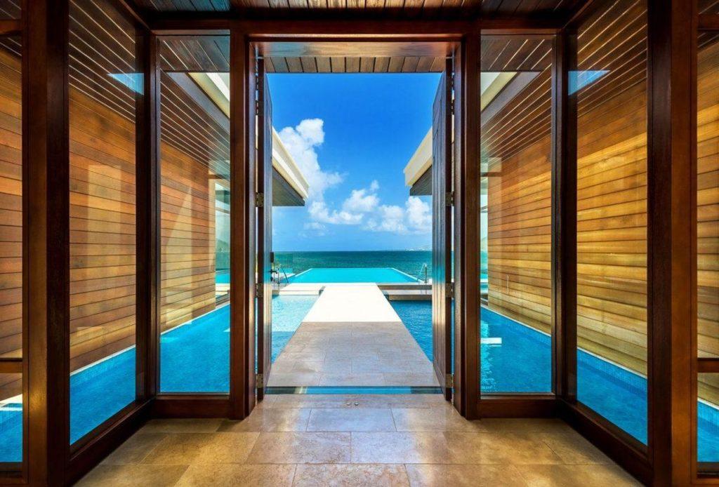 Отель Park Hyatt St. Kitts Christophe Harbour