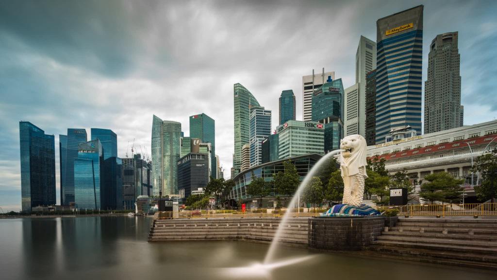 Сингапур экономика