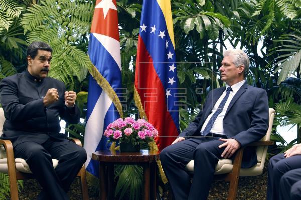 Венесуэла и Куба
