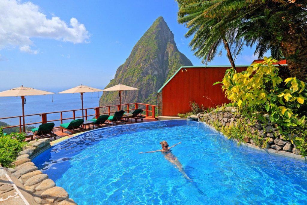 Отель Ladera Resort Saint Lucia