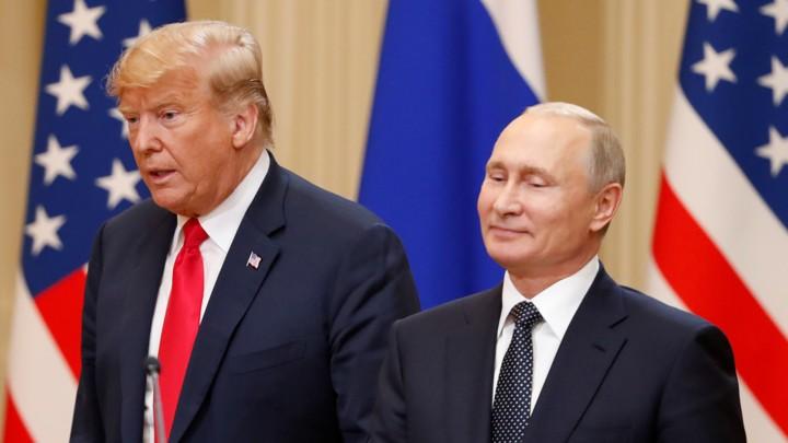 Трамп неоднократно хвалил Путина