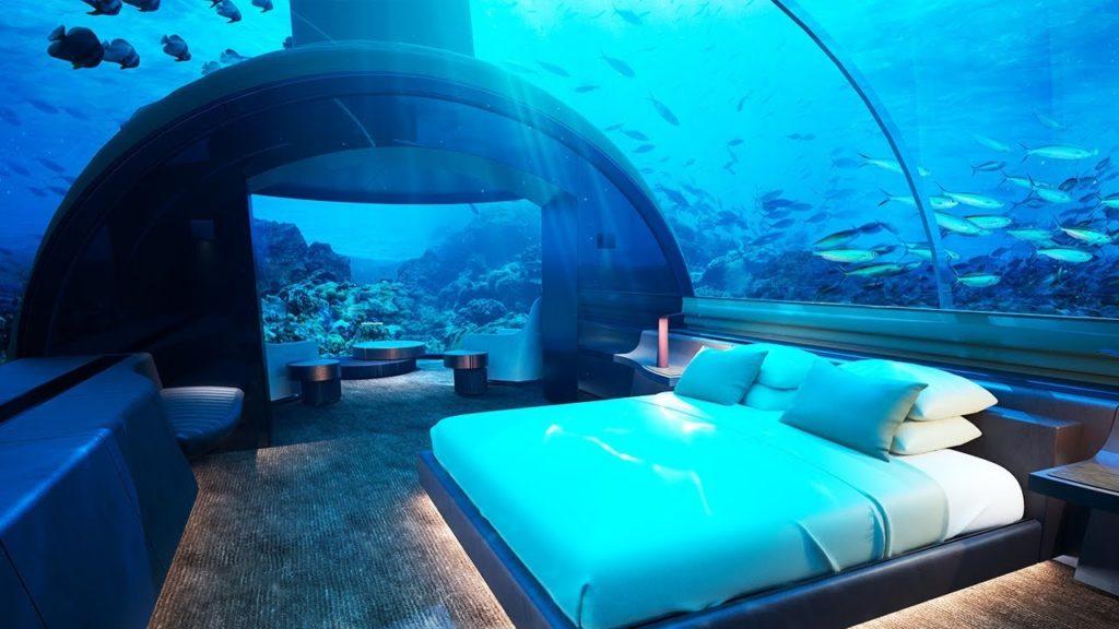 Lover's Deep – Luxury Submarine Hotel