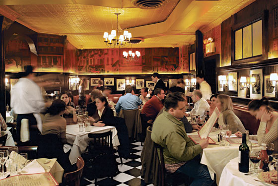 Minetta Tavern Нью-Йорк