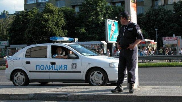 София, Болгария опасно
