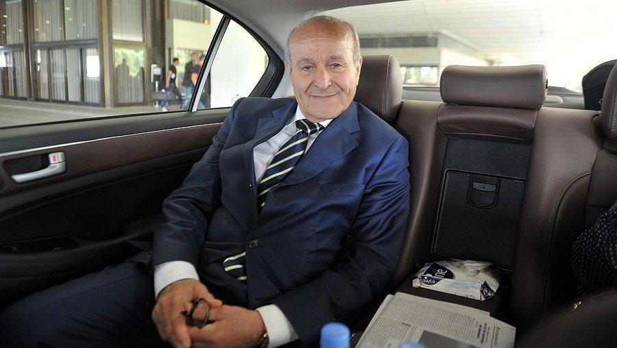 Иссад Ребраб миллиардер