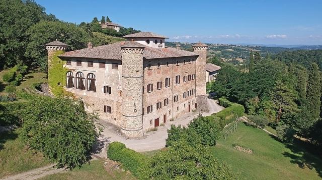 Отель Castello di Galbino