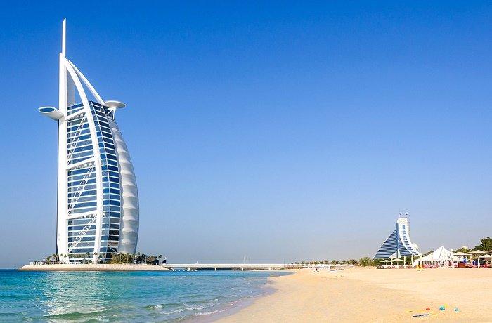 Поездка в Дубай