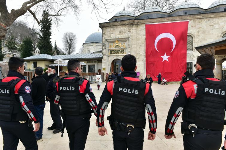 Стамбул опасный город