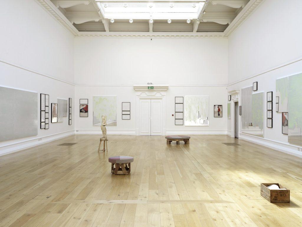 Дэн Ву, Галерея Южного Лондона