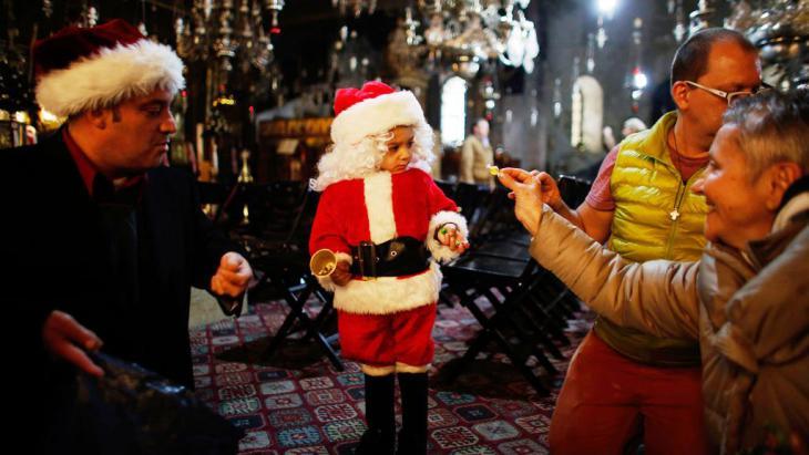 Тунис Рождество