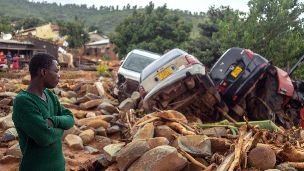 Циклон Идай унес более 900 жизней в Африке