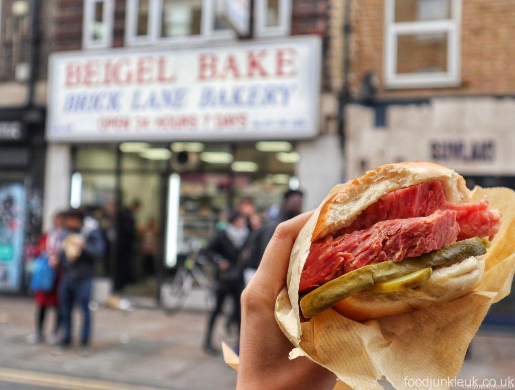 Ресторан Beigel Bake Лондон