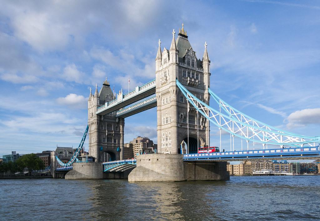 Тауэрский мост - Лондон