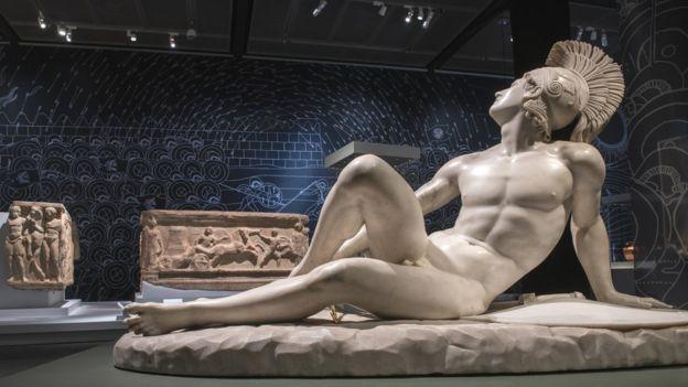 Троя, Британский музей