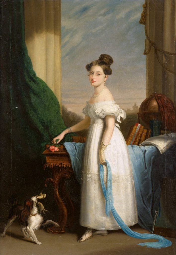принцесса Александрина Виктория