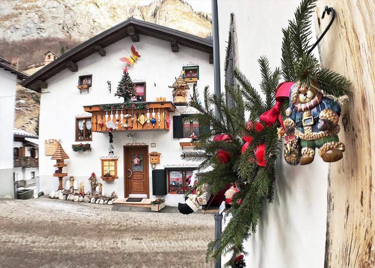 Где нужно праздновать Рождество в Италии