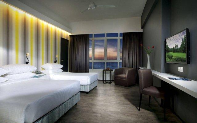 FIRST WORLD HOTEL НА КУРОРТЕ GENTING HIGHLANDS