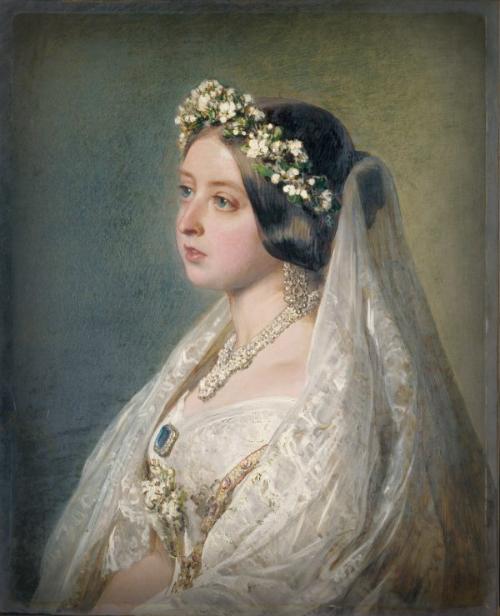 свадебное платье королева Виктория