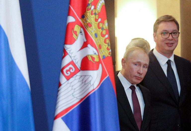 Сербия: между Россией и Западом