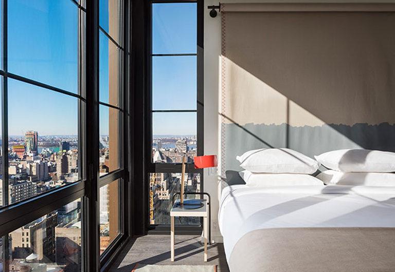 20 лучших отелей в Нью-Йорке