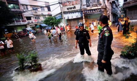 7 городов мира, которые скоро уйдут под воду