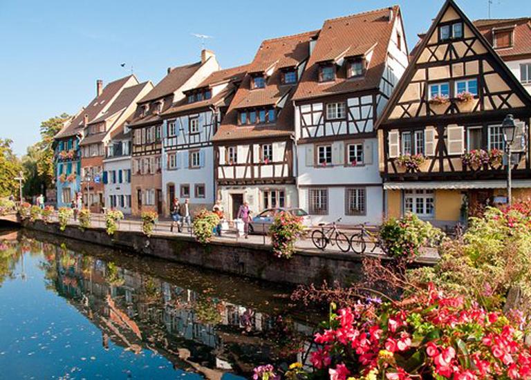 10 городов, куда можно поехать во Франции кроме Парижа