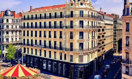 ТОП-7 лучших отелей Лиона