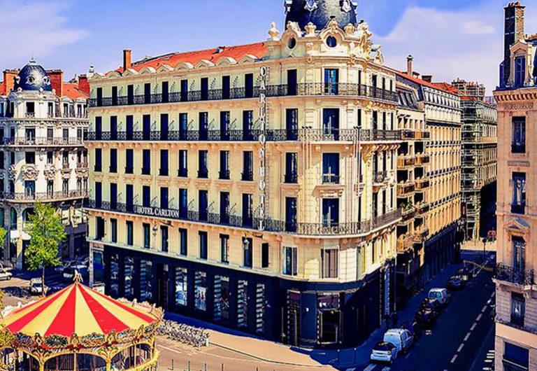 ТОП-7 лучших отелей Лиона – кулинарной столицы Франции