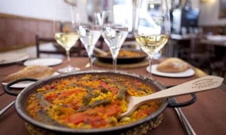 Лучшие места, где можно поесть паэлью в Барселоне