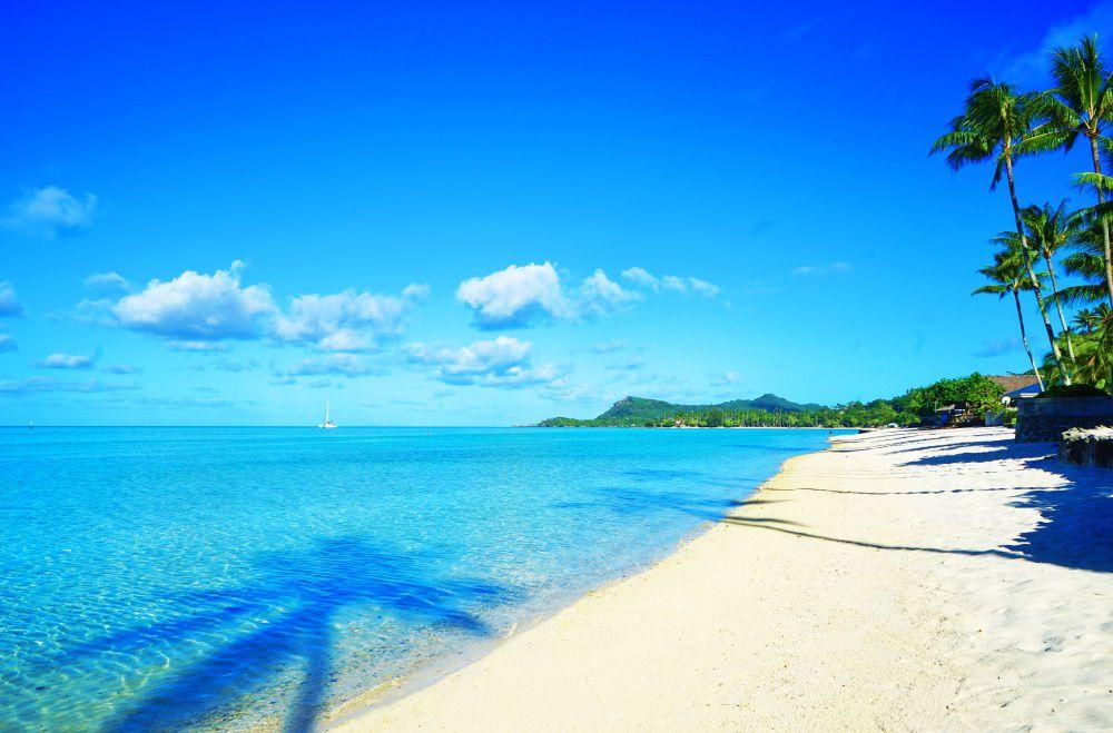 Пляж Таити, Французская Полинезия
