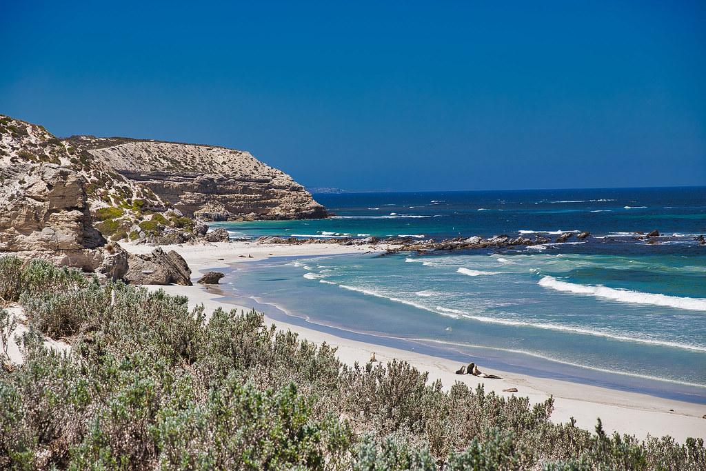 Пляж Остров Кенгуру, Австралия