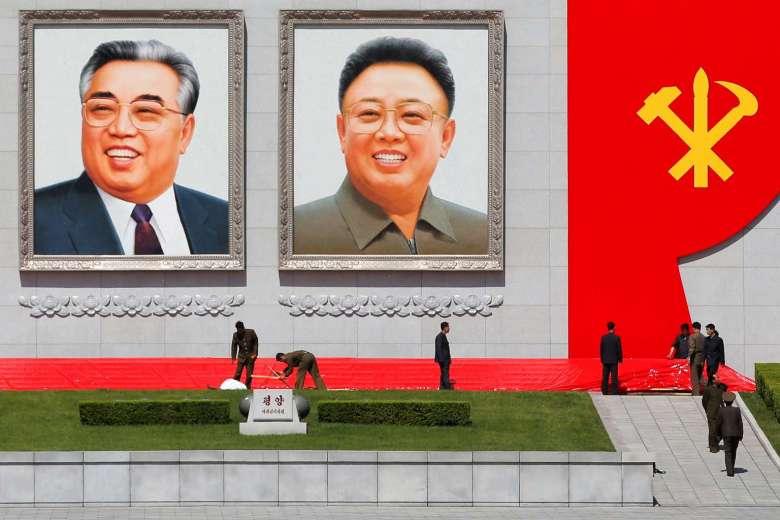 Северная Корея атеизм