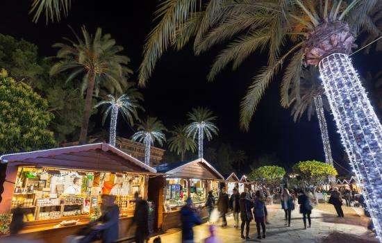 Рождество в Ницце