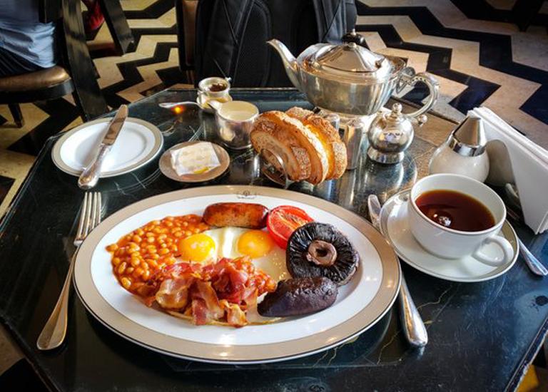 17 лучших ресторанов Лондона