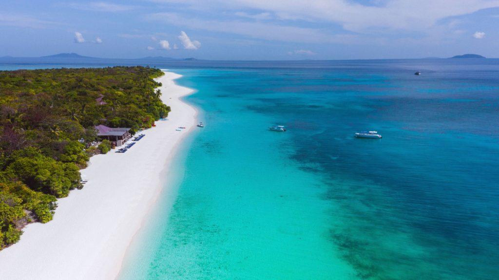 Пляж Аманпуло, Филиппины