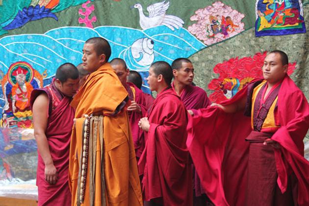 Бутан буддизм