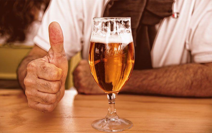 Попробуйте бразильского пива в Рибейра-Прету