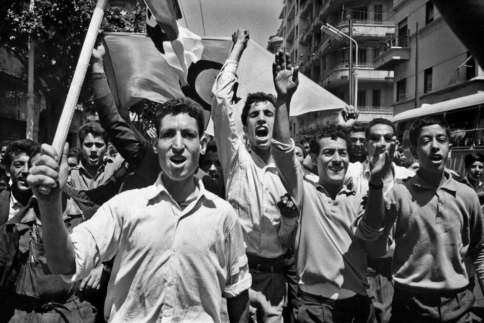 Алжир независимость от Франции в 1962