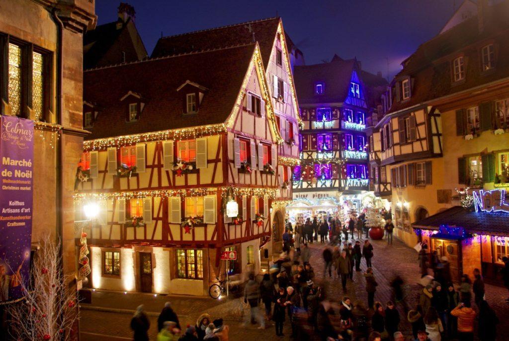 Страсбургский рождественский базар