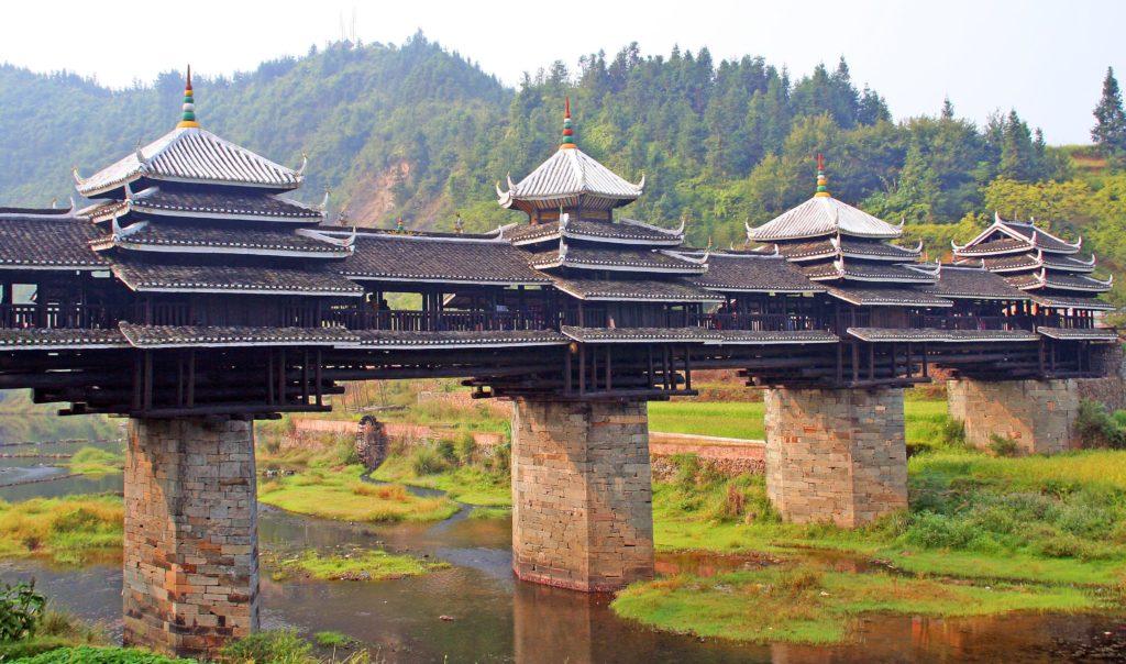 Мост Юнцзи - Лючжоу