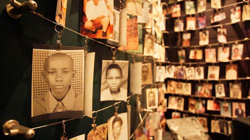 Мемориальный центр геноцида в Кигали