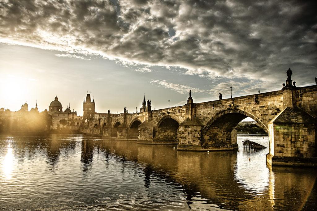 Карлов мост - Прага
