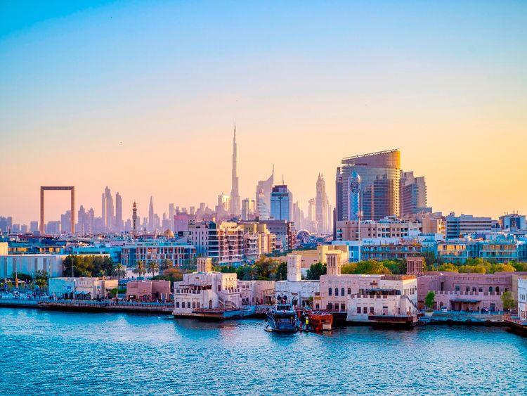 Путешествие Дубай