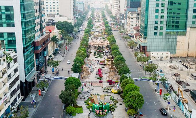 Улица Нгуен Ху