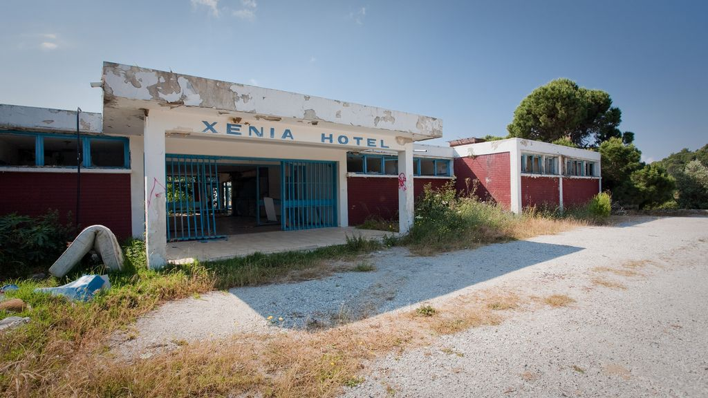 XENIA HOTEL, ГРЕЦИЯ