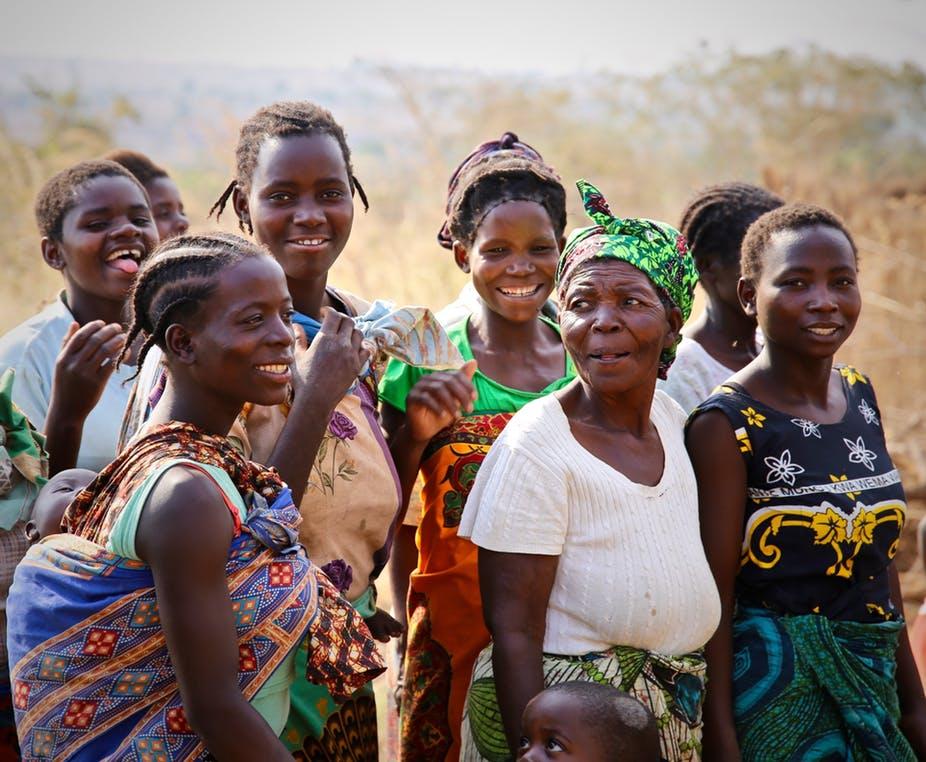 Малави женщины