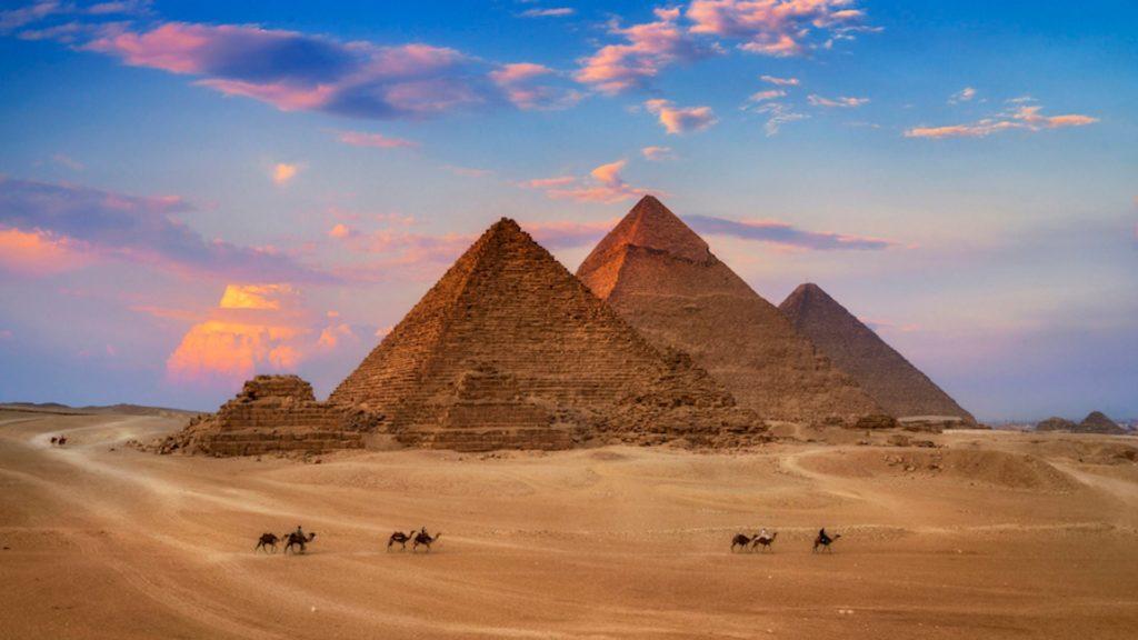 Путешествие Египет